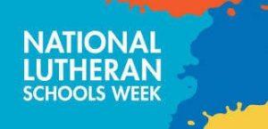 National Lutheran School's Week!